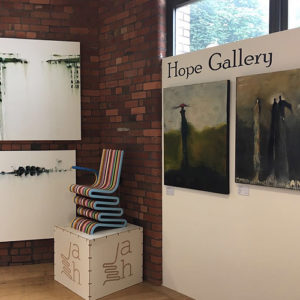 Client Testimonial - Case Study - Hope Gallery